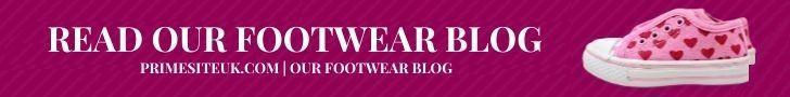 READ OUR FOOTWEAR BLOG