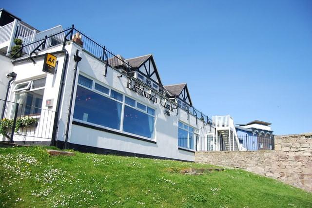 UK Bamburgh Castle Inn