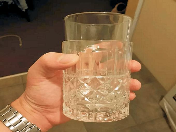 WD40 HACKS - Separate Glassware